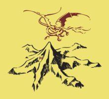Erebor - The Hobbit Kids Clothes