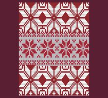 Frosty Antler - Red Knitwear Style Design by FrostyAntler