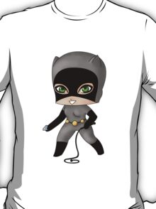 Chibi Catwoman T-Shirt