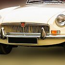 MGB GT by Anthony  Poynton
