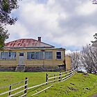 Abandoned Farmhouse,  Tasmania, Australia by Margaret  Hyde