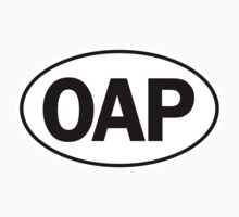 OAP - Oval Identity Sign		 by Ovals