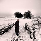 Lancashire - A View (Merry Christmas)  by Carl Gaynor