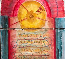 Watercolor Forgotten Book Forgotten Realms by Amaviael