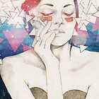 Glitter by elia, illustration