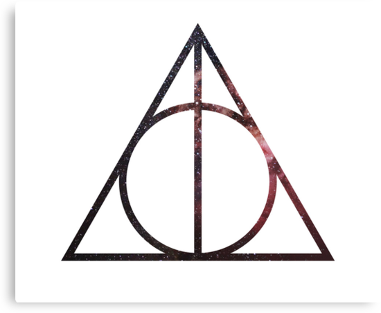 Deathly Hallows by michal beer