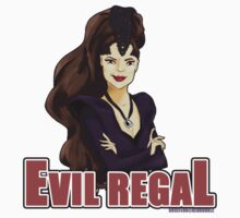 Evil Regal by Rosefern