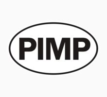 PIMP - Oval Identity Sign	 by Ovals
