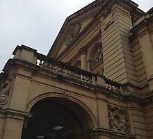 Cheltenham Town Hall by Robert Steadman