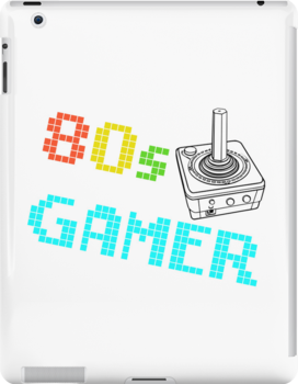 80s Gamer Joystick by babydollchic
