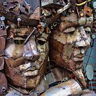 Faces Metalled by David Bradbury