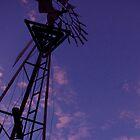 Purple Mill by kurrawinya