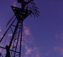 Purple Mill by Penny Kittel