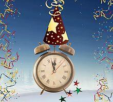 Happy New Year by Ana Belaj