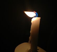 Candle by jastanchfield