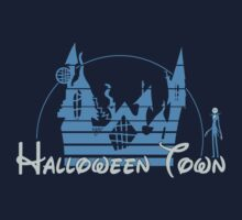 Halloween Town by JackToTheFuture