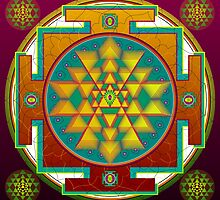 Mandala  created from your Name by shoffman