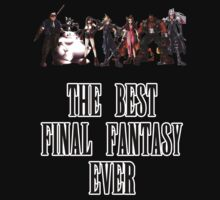 final fantasy VII - Best FF by falcon333