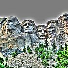 Mount Rushmore by BrianFitePhoto