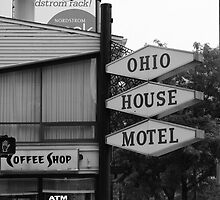 Chicago Motel by Frank Romeo