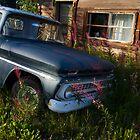 Vintage Pickup by Walter Quirtmair