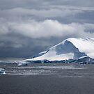 Antarctica 008 by Karl David Hill