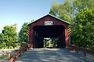 Entering The Old Frazier Bridge (as-is) by Gene Walls