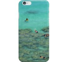 Snorkelling - iPhone case iPhone Case/Skin