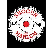 Shogun Of Harlem Photographic Print