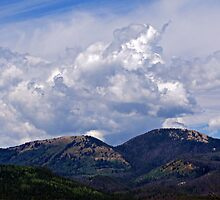 Clouds Over Steamboat Lake by Michael Kirsh