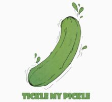 Tickle My Pickle by thejessis