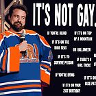 Kevin Smith: It's Not Gay If... by DarkNateReturns