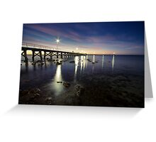 Moonta Bay Greeting Card