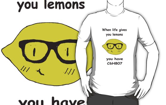 when life gives you lemons by Zozzy-zebra