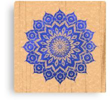 okshirahm sky mandala Canvas Print