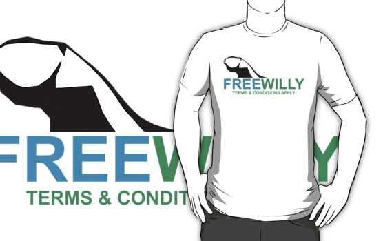 Free Willy by Robin Brown