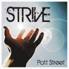 Strive Artwork T-Shirt by Pott Street