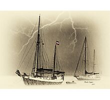 Storm Force 12 Imminent Photographic Print