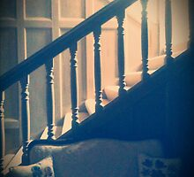 Grandparent's Stairwell  by SunShineInMySky
