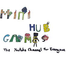 Minecraft Mini Hub Games Logo by MiniHubGames