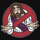 JESUSBUSTERS by SmittyArt