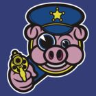 PIGGY COP by SmittyArt