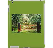From Beyond The Fence iPad Case/Skin