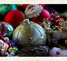 Taking down the Christmas tree by KSKphotography