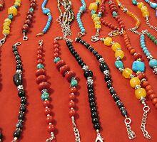 Sacred Mala Beads by Liesl Gaesser