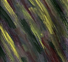 YELLOW GREEN AND PURPLE STREAKS by karen66