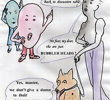 bubble dreams by zhenlian