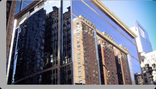 City Reflections by kalikristine