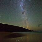 Galaxy view from Parsons Beach by pablosvista2