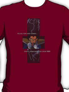DBZ Fun and Games T-Shirt